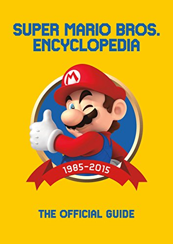 Super Mario Encyclopedia por Nintendo