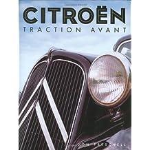 Citroen Traction Avant by Jon Pressnell (2006-01-21)