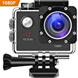 Best Action Cameras - Victure Sports Action Camera 12MP Full HD 1080P Review