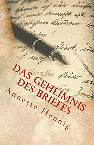 Buchseite und Rezensionen zu 'Das Geheimnis des Briefes' von Annette Hennig