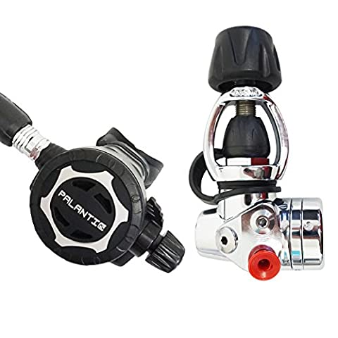 Palantic AS104 Ice Diving Regulator with 27