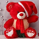 Richy Toys Teddy Bear animal 38CM (Red)