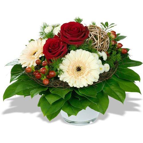 "floristikvergleich.de Blumenstrauß ""Thalia"""