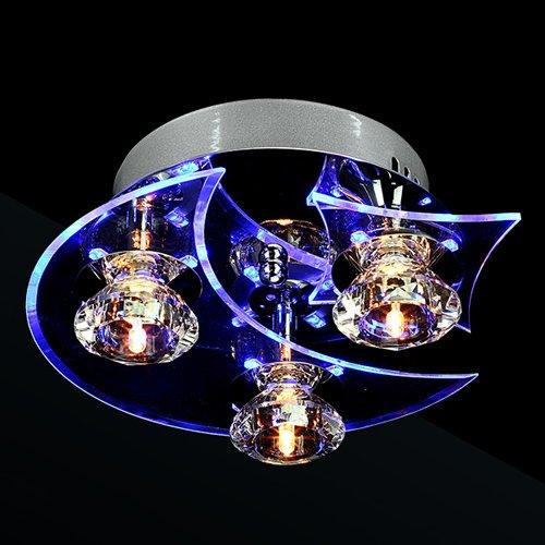 LightInTheBox Cristal Lustre en cristal mené vie moderne d'occasion  Livré partout en Belgique