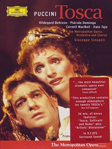 Puccini, Giacomo - Tosca GA