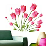 Decals Design 'Tulips Bouquet' Wall Stic...