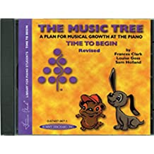 The Music Tree Accompaniment: Time to Begin