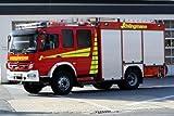 Revell Modellbausatz 07525 - Schlingmann HLF 20/16 Mercdes Benz Atego 1529 AI im Maßstab 1:24