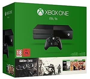 Xbox One 1 Tb + Rainbow Six Siege [Bundle Limited]