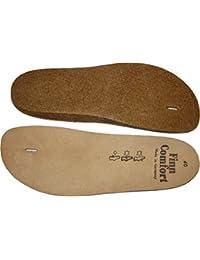 Finn Comfort Fußbettung Soft Zehensteg Pantolette Flach (36)