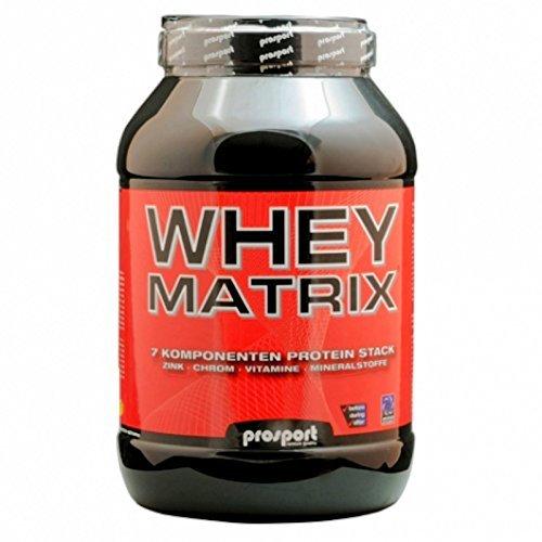 Prosport - Siero Matrix - Cioccolato (2750g Scatola)