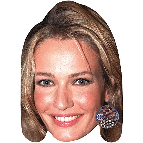 Celebrity Cutouts Karen Mulder (Young) Big Head
