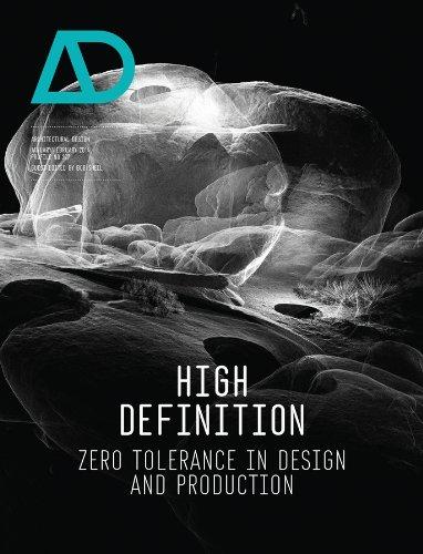 High Definition: Zero Tolerance in Design and Production (Architectural Design)