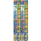 Lutz Mauder 3er Set Bleistifte mit schönen Design für Mädchen