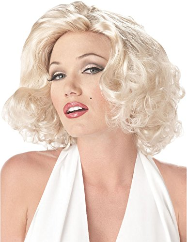California Costumes Sexy Marilyn Wig
