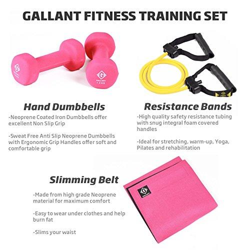 Gallant Ladies Fitness –