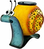 Gardman Snail Metal Decorative Animal Light