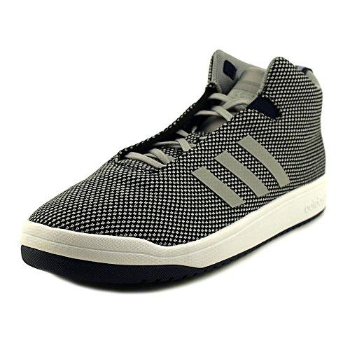 51Ejlg3AEbL. SS500  - adidas Originals Veritas Mid Red/White Sneaker 8 M