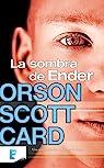 La sombra de Ender : Saga de Ender par Orson Scott Card