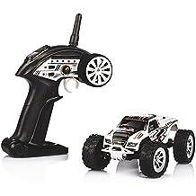 Tera WLtoy A999 RTR camión coche de juguete A999 1: 24 proporcion de control remoto 2.4 GHz radio coche de alta velocidad para los niños