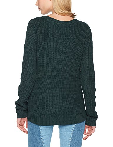 VERO MODA Damen Pullover Vmlex Ls Blouse Noos Grün (Green Gables Green Gables)