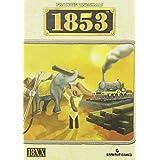 1853 INDIA RAILWAY BUILDING JEU DE SOCIÉTÉ (VERSION ANGLAISE)