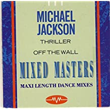 THRILLER/OFF THE WALL - MIXED MASTERS