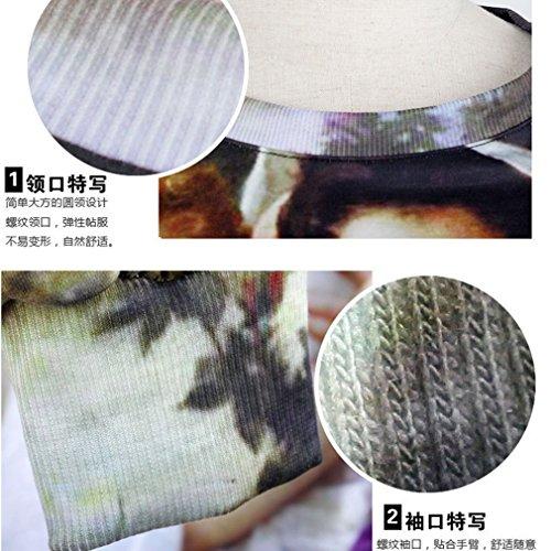 THENICE femmes Impression numérique pulls Sweatershirts T-Shirts - Venus Angel