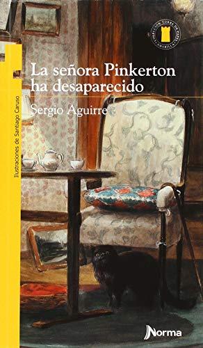 La Senora Pinkerton Ha Desaparecido (Torre de Papel Amarilla) por Sergio Aguirre