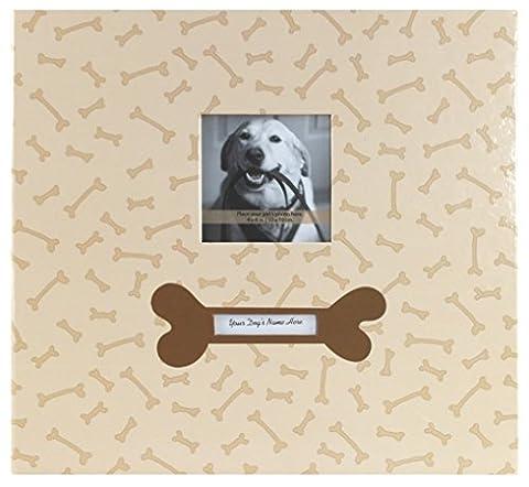 MBI von MCs Bold Fashion Collection 12Zoll von 12Zoll Seite, Top Load 13,2x 12,5–Zoll Scrapbook, Katze mit Foto Öffnung Hund hund