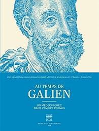 Au temps de Galien par Véronique Boudon-Millot