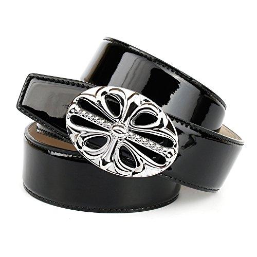anthoni-crown-damen-gurtel-1u00l-schwarz-schwarz-010-85