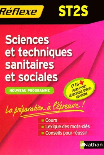 SC TECH SANIT SOC ST2S (MEMO R