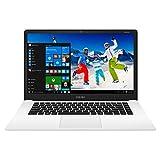 CHUWI LapBook 15.6 inch Windows 10 FHD Screen Notebook Intel Cherry Trail Z8350 Quad Core 1.44GHz 4GB RAM 64GB ROM 10000mAh Battery HDMI WiFi(UK Plug)