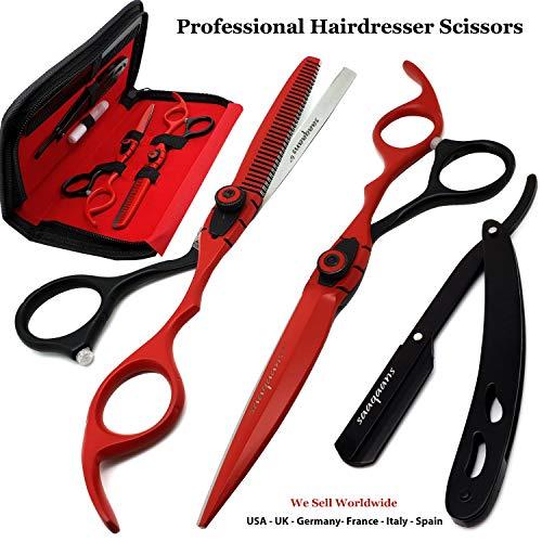 Saaqaans MSS-04 Tijeras Peluquería Barbero Profesional