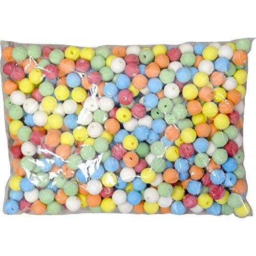 Sachet 500 Boules Multicolores - Taille Unique