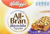 Kellogg's All Bran Bizcochito - Paquetes de 6 x 40 g - Total: 240 g