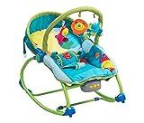 #5: LuvLap Animal Kingdom Newborn to Toddler Portable Rocker cum Bouncer