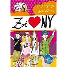 4. La Zoè a Nova York (LA BANDA DE LA ZOÈ. TAPA DURA)