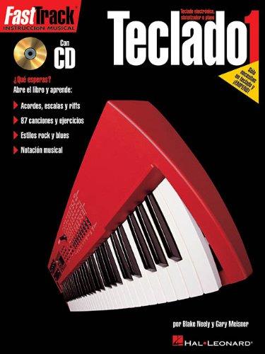 Iberoamericana-fasttrack Keyboard 1 por Gary Meisner