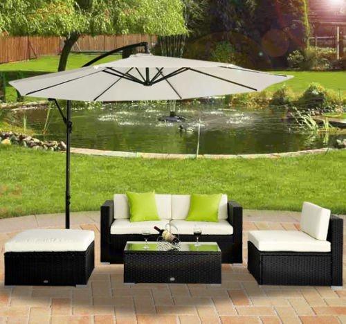 outsunny-5pc-rattan-wicker-conservatory-furniture-garden-corner-sofa-outdoor-patio-furniture-set-alu