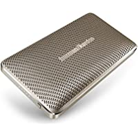 Harman Kardon Esquire Mini Altavoz inalámbrico portátil–oro (Certificado Reformado)