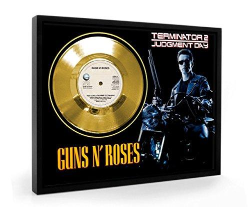 ld Be Mine Framed Goldene Schallplatte Record Vinyl (C1) ()