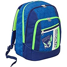 3489930d4e Zaino scuola advanced SEVEN - REBEL BOY - Blu - 30 LT - inserti rifrangenti