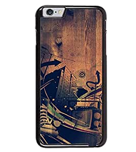 PRINTVISA Abstract Modern Art Case Cover for Apple iPhone 6