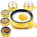 Best Cook Steamers - VDNSI Kitchen 2 In 1 Egg Cooker Boiler Review