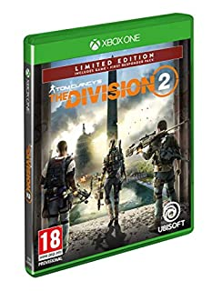 Tom Clancy's The Division 2 Limited Amazon Edition (Exclusive to Amazon.co.uk) (Xbox One) (B07MH3BRQ1) | Amazon Products