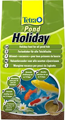 Tetra Foods Pond Holiday Food