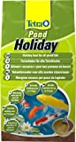 Tetra Pond Holiday Ferienfutter (Gelfutterblock für die gesunde Ernährung von Gartenteichfischen über einen Zeitraum von bis zu 14 Tagen), 98 g