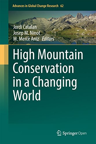 High Mountain Conservation in a Changing World (Advances in Global Change Research Book 62) (English Edition) por Jordi Catalan